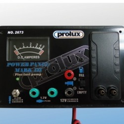 Prolux Power panel Mark III with fuel pump