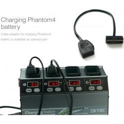 SKYRC Charging Station for Phantom 3 and Phantom 4 Smart Battery