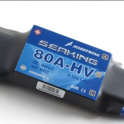 Hobbywing Seaking 80A High Voltage ESC (Version 2.0)