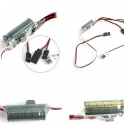 Opto Kill switch with voltage monitor for gas engine