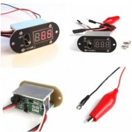Rccskj nitro ignition CDI with Voltmeter