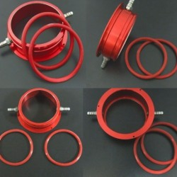 Water Cooling System 46x50x18mm for 26CC Engine
