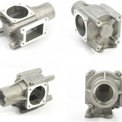 Crankcase Set for DLE100CC Engine