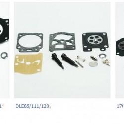 DLE Engine Carburetor Repair Set