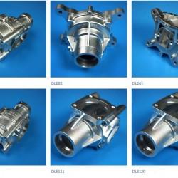 DLE Engine Crankcase