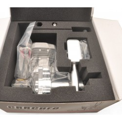 CRRCpro 36CC Rear Exhaust Engine