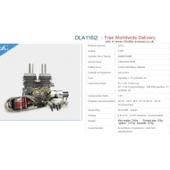 DLA-116i2 Twin Inline Gas Engine
