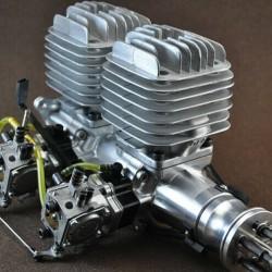 DLA-116i2 Twin Inline Gas Engine