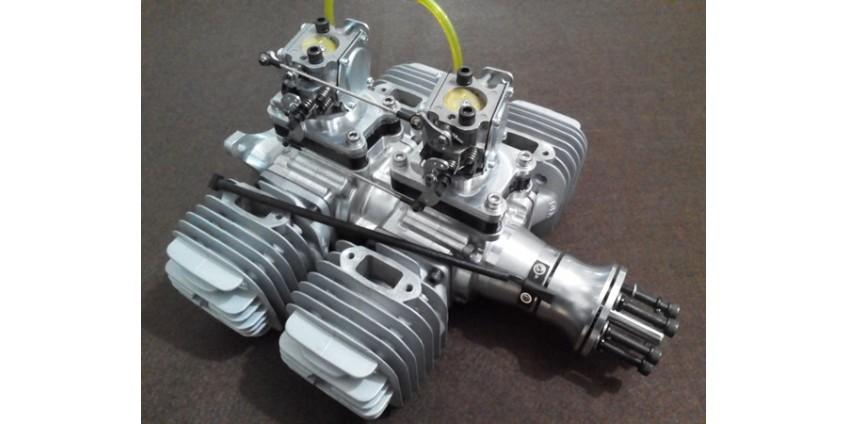 The New DLA 232CC engine
