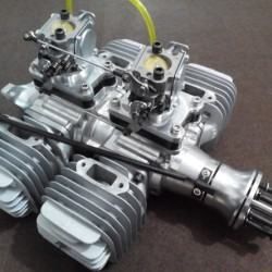 DLA-232CC Engine