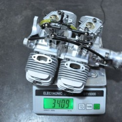 DLA-128 Gas Engine Latest DLA-128 Engine