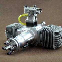 DLA-64 Gas Engine Latest DLA64CC Twin Engine
