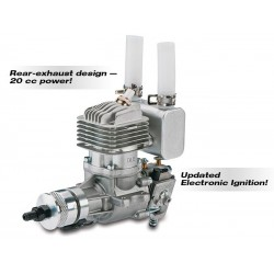 DLE 20RA Gas engine
