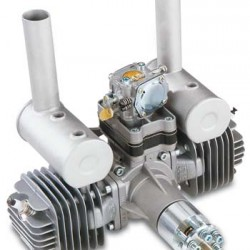 DLE-111 Gas Twin Engine