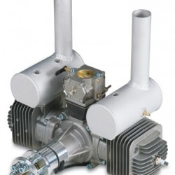 DLE-170 Gas Twin Engine