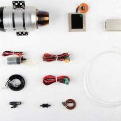 Swiwin SW60 Ace Turbine Engine Brushless Starter and Pump