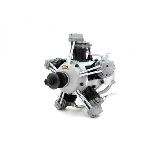 ASP F400AR Nitro Engine