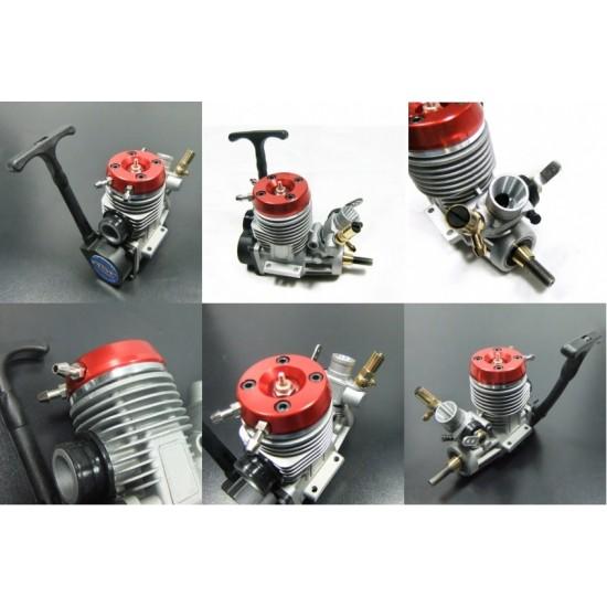 GO GP25 Pull start engine