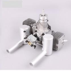 MLD-70 Twin Cylinder Gas Engine