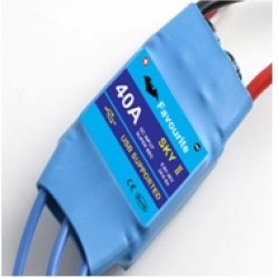 FVT 40A Brushless ESC