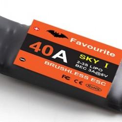 FVT 40A Brushless ESC