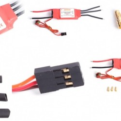 Dynam Brushless ESC-60A (pair)