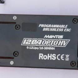 JP Hobby ESC 100A V4, 120A V4, 150A to choose