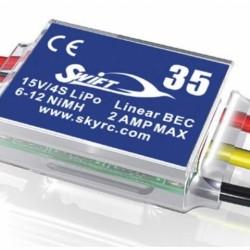 SKYRC Swift Brushless ESC 35A x2
