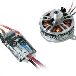 Dualsky TC.2A.180 Tuning Combo x2
