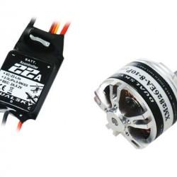 Dualsky TC.3A.400H Tuning Combo x2