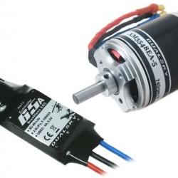 Dualsky TC.4A.30E Tuning Combo x2