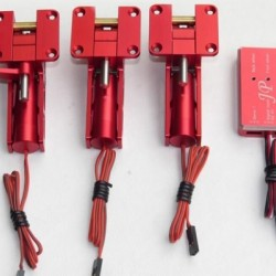 JP Hobby 70-90 Alloy Electric Retracts Set with 3 retracts + Module