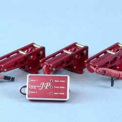 JP Hobby 90-120 Alloy Electric Retracts Set with 3 retracts + Module