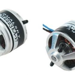 Dualsky XM2223EA-17 Motor x2