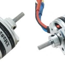 Dualsky XM2826EA-12 Motor x2