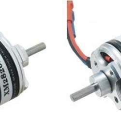 Dualsky XM2826EA-14 Motor x2