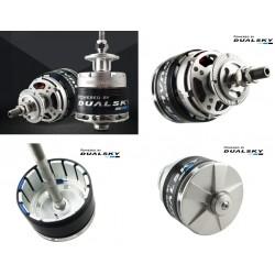 Dualsky XM6352DA-26 KV220 Motor V4 for F3A competition