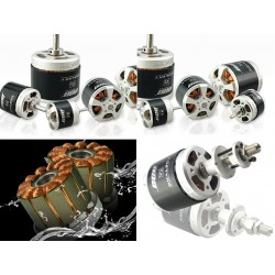 2x Dualsky ECO 3520C Motor with 1020KV 680KV Outrunner Motor for RC Plane