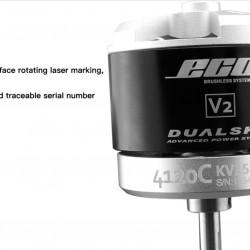 Dualsky ECO 4120C Motor with KV350 and KV430