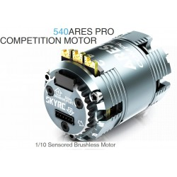 SKYRC Ares Pro 540 1/10 Competition Sensored Brushless Motor for RC Car x2