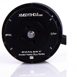 Dualsky XM5015HD-6 3rd Generation Motor for Multicopter