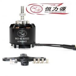 Hengli W4340 Brushless Outrunner Motor for Multicopter with KV720 and KV500 (Priced for 3 motors)