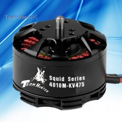 Team Hunter Squid 4010M Motor for Multicopter x2