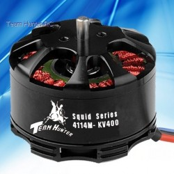 Team Hunter Squid 4114M Motor for Multicopter x2