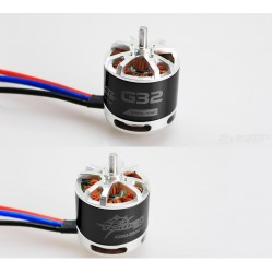 2x Tomcat G32 4320-KV830 Brushless Motor 32 glow