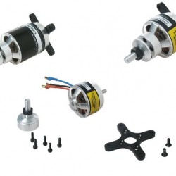 2x Dualsky ECO 2216C 1460KV and 1250KV Motor for RC Airplane