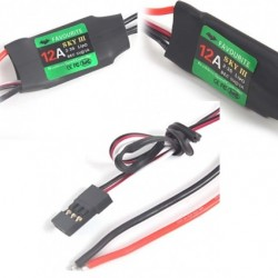 Favourite 12A ESC Brushless Speed Controller
