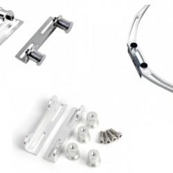 Aluminium Mount Landing Gear