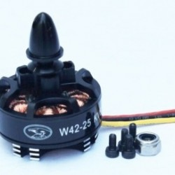 Hengli W4225 390KV Outrunner Brushless Motor for 450-650 Multi-copter