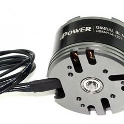 iPower GBM4114-120T Gimbal Brushless Motor - EZO Bearings x 2